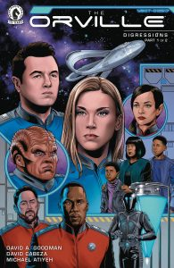The Orville: Digressions #1 (2021)