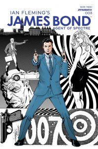 James Bond: Agent of SPECTRE #3 (2021)
