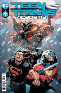 Teen Titans Academy #3 (2021)