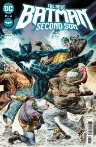 The Next Batman: Second Son #2 (2021)