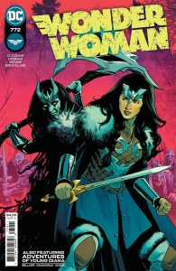 Wonder Woman #772