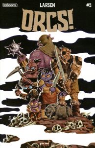 Orcs #5 (2021)
