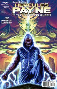Grimm Spotlight: Black Knight vs Lord Of Flies #3 (2021)