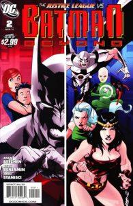 Batman Beyond #2 (2011)
