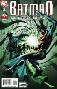 Batman Beyond #3 (2011)