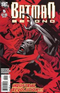 Batman Beyond #5 (2011)
