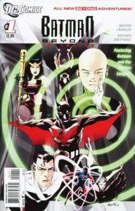Batman Beyond Unlimited #1 (2012)