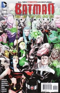 Batman Beyond Unlimited #10 (2012)