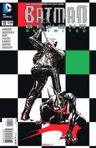 Batman Beyond Unlimited #11 (2013)