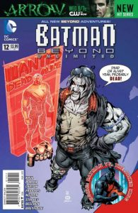 Batman Beyond Unlimited #12 (2013)