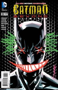 Batman Beyond Unlimited #13 (2013)