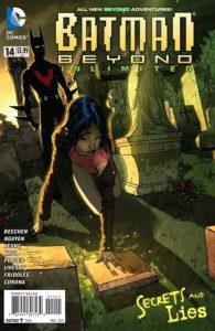 Batman Beyond Unlimited #14 (2013)