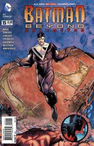 Batman Beyond Unlimited #15 (2013)