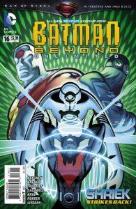 Batman Beyond Unlimited #16 (2013)