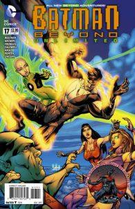 Batman Beyond Unlimited #17 (2013)