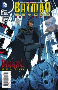 Batman Beyond Unlimited #18 (2013)