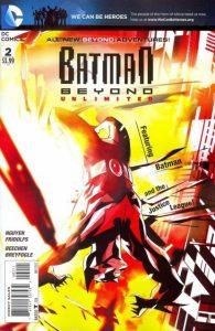 Batman Beyond Unlimited #2 (2012)