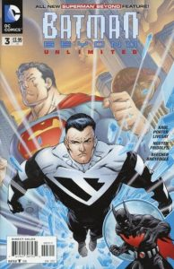 Batman Beyond Unlimited #3 (2012)