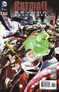 Batman Beyond Unlimited #4 (2012)