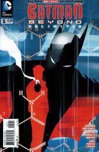 Batman Beyond Unlimited #5 (2012)