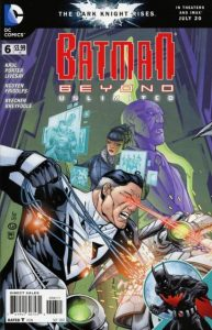 Batman Beyond Unlimited #6 (2012)