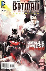 Batman Beyond Unlimited #7 (2012)