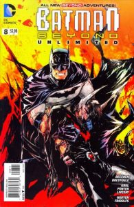 Batman Beyond Unlimited #8 (2012)