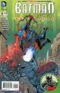 Batman Beyond Unlimited #9 (2012)