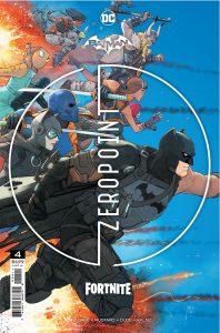 Batman Fortnite Zero Point #4 (2021)