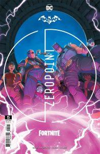 Batman Fortnite Zero Point #5 (2021)