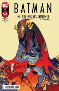 Batman: The Adventures Continue - Season II #1 (2021)