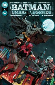 Batman: Urban Legends #4 (2021)