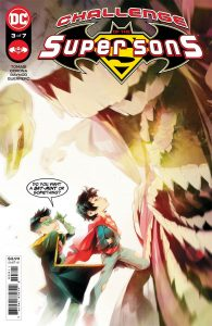 Challenge Of The Super Sons #3 (2021)