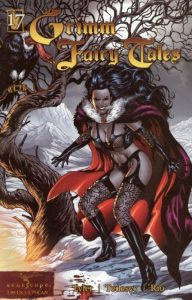 Grimm Fairy Tales #17 (2009)