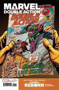 Heroes Reborn: Marvel Double Action #1 (2021)