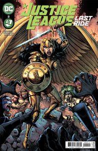 Justice League: Last Ride #2 (2021)