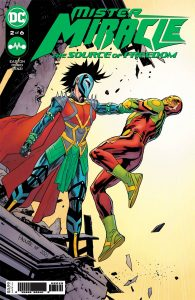 Mister Miracle: The Source of Freedom #2 (2021)