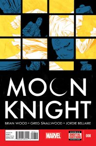 Moon Knight #8 (2014)