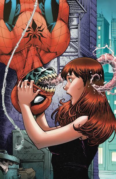 Peter Parker: The Spectacular Spider-Man #1 (2017)