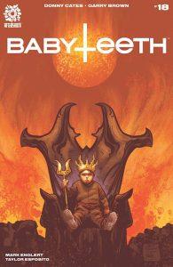 Babyteeth #18 (2021)