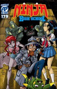 Ninja High School #179 (2021)
