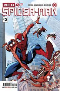 WEB of Spider-man #2 (2021)