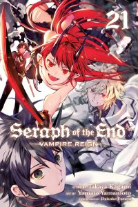 Seraph of the End: Vampire Reign #21 (2021)