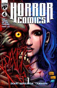 Horror Comics #4 (2021)