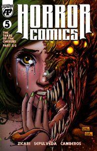 Horror Comics #5 (2021)