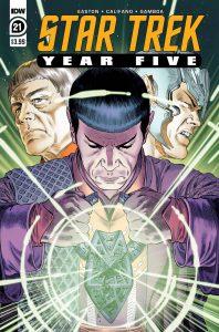 Star Trek: Year Five #21 (2021)