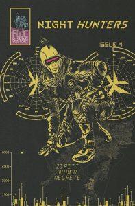 Night Hunters #4 (2021)
