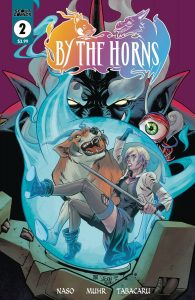 By The Horns #2 (2021)