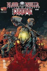 Blood Skulls And Chrome #1 (2021)