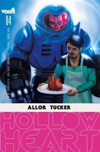 Hollow Heart #4 (2021)